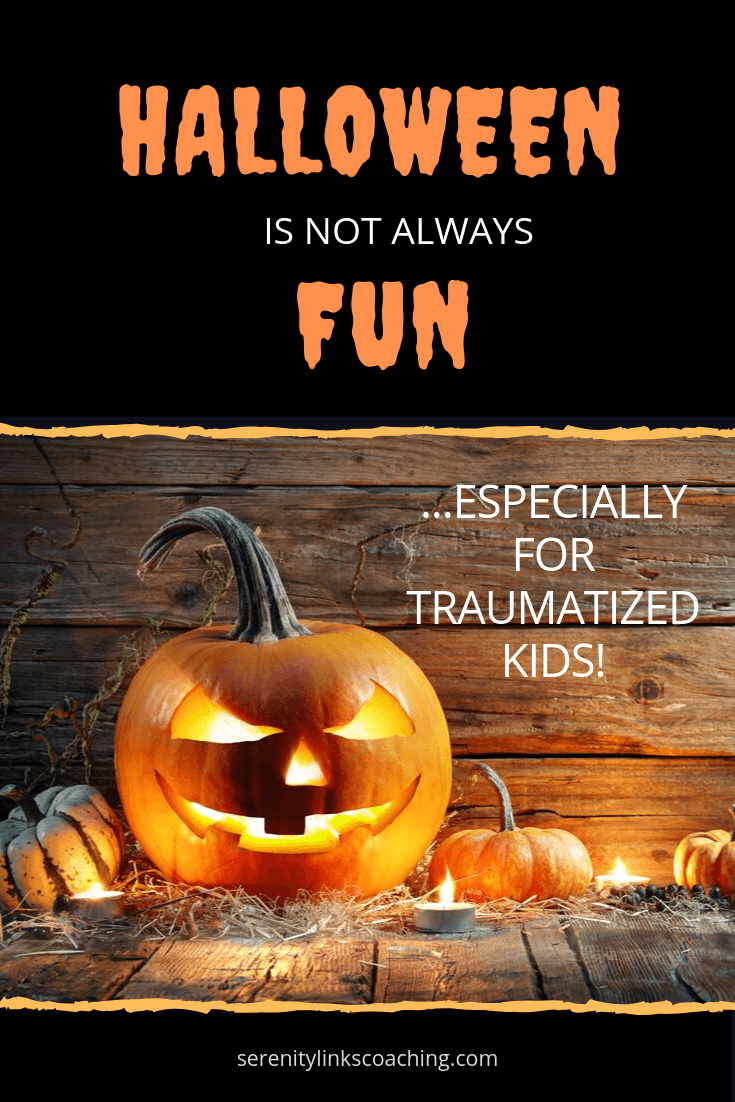 Why Halloween and Trauma Don\'t Mix