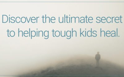 The Ultimate Secret to Helping Tough Kids Heal