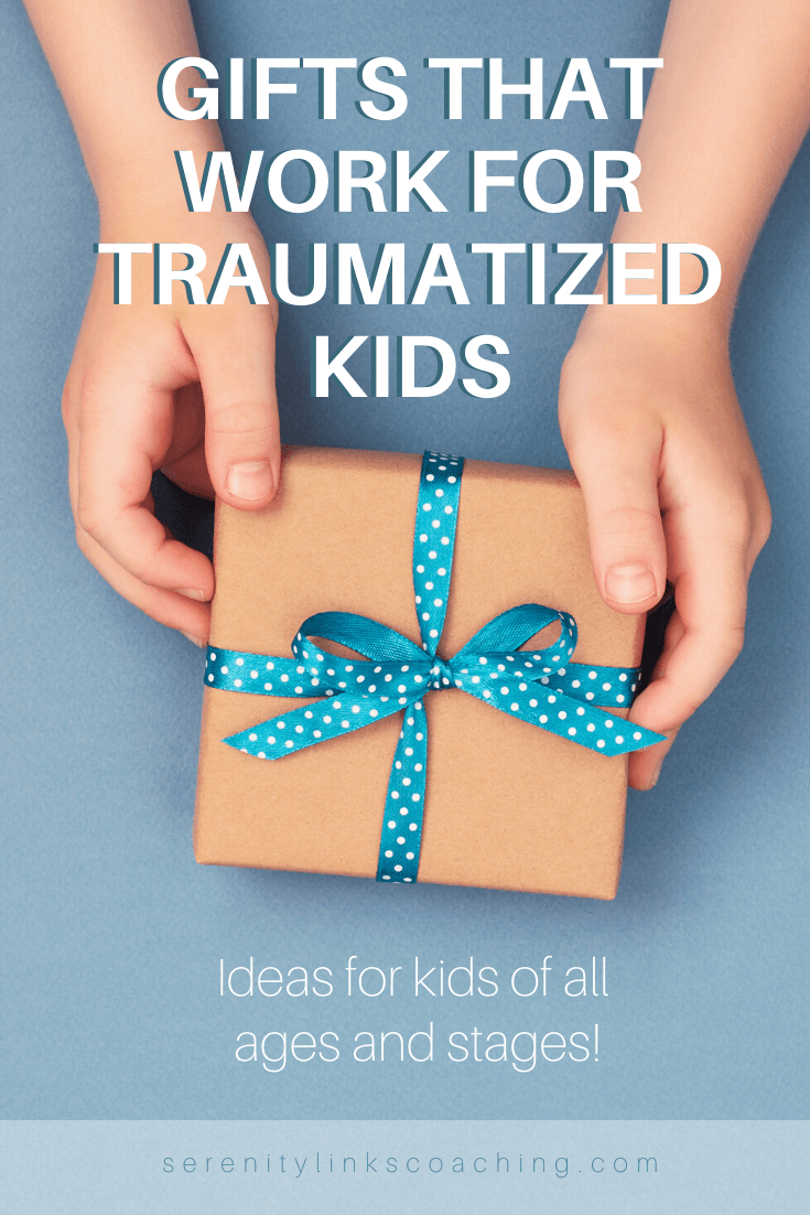 Gift Ideas for Foster and Adopted Children