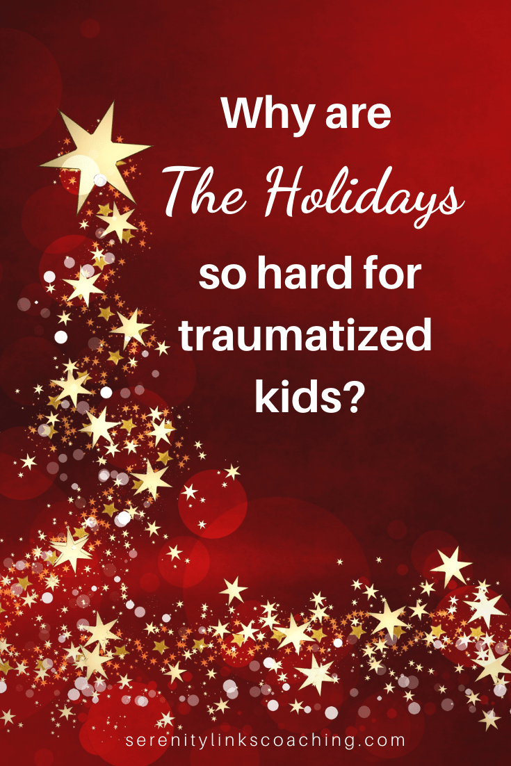 Why Are the Holidays so Hard for Traumatized Kids?